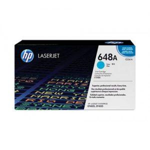 HP 648A Cyan (CE261A)