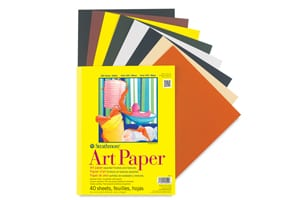Art Paper & Books